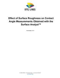 effect-of-surface-roughness-on-contact-angle-measurements-obtained-with-surface-analyst