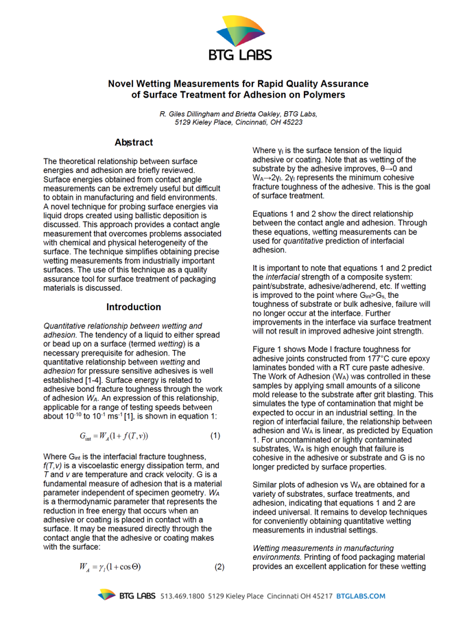novel-wetting-measurements-for-rapid-quality-assurance-of-surface-treatment-for-adhesion-on-polimers