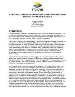 rapid-development-of-surface-treatment-process-for-bonding-dissimilar-materials