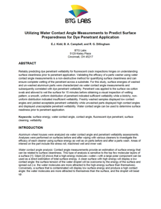utilizing-water-contact-angle-measurements-to-predict-surface-preparedness-for-dyne-penetrant-applications