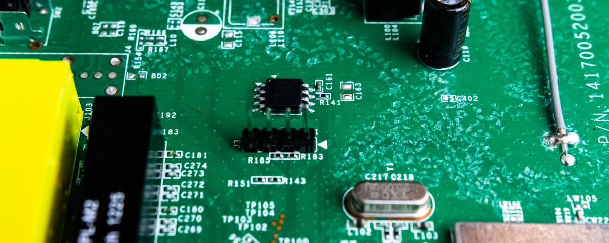 dewetting-on-pcb