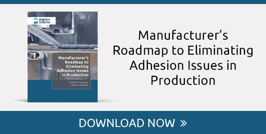the manufacturer's roadmap to eliminating adhesion issues in production